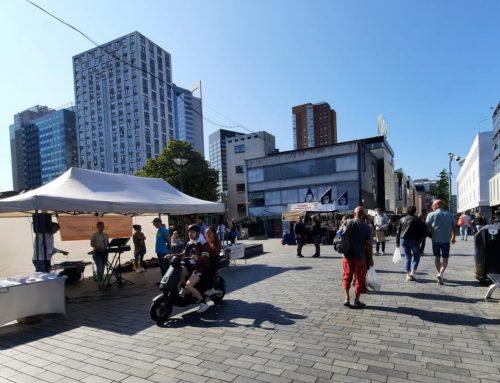 Evangeliedag Rotterdam centrum