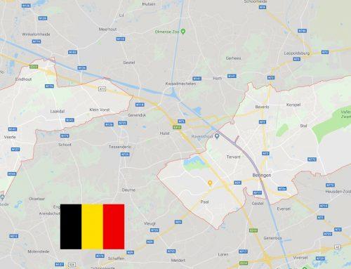 Evangelisatiedag in Paal en omgeving [België]